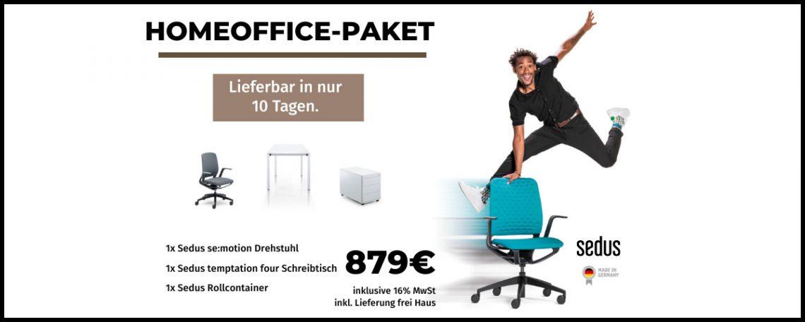 Sedus Home Office Paket 2020